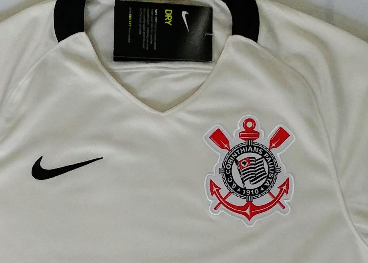 camisa nike corinthians masculina 2016. Carregando zoom. 7cad47eeaa1d3