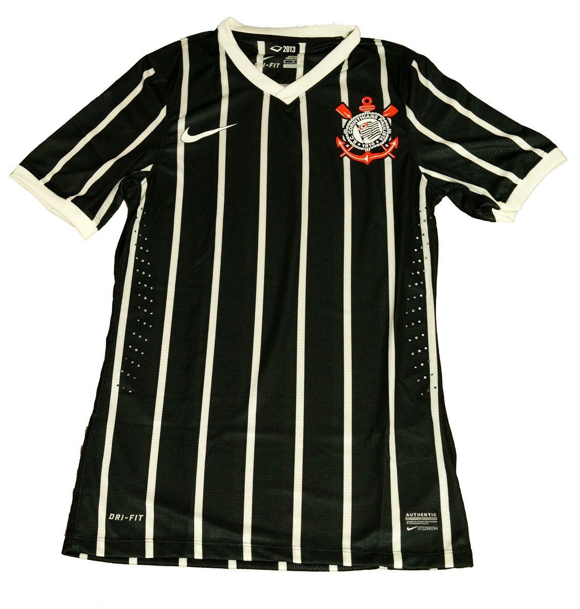 7cc31e5926 Camisa Nike Corinthians Modelo De Jogo