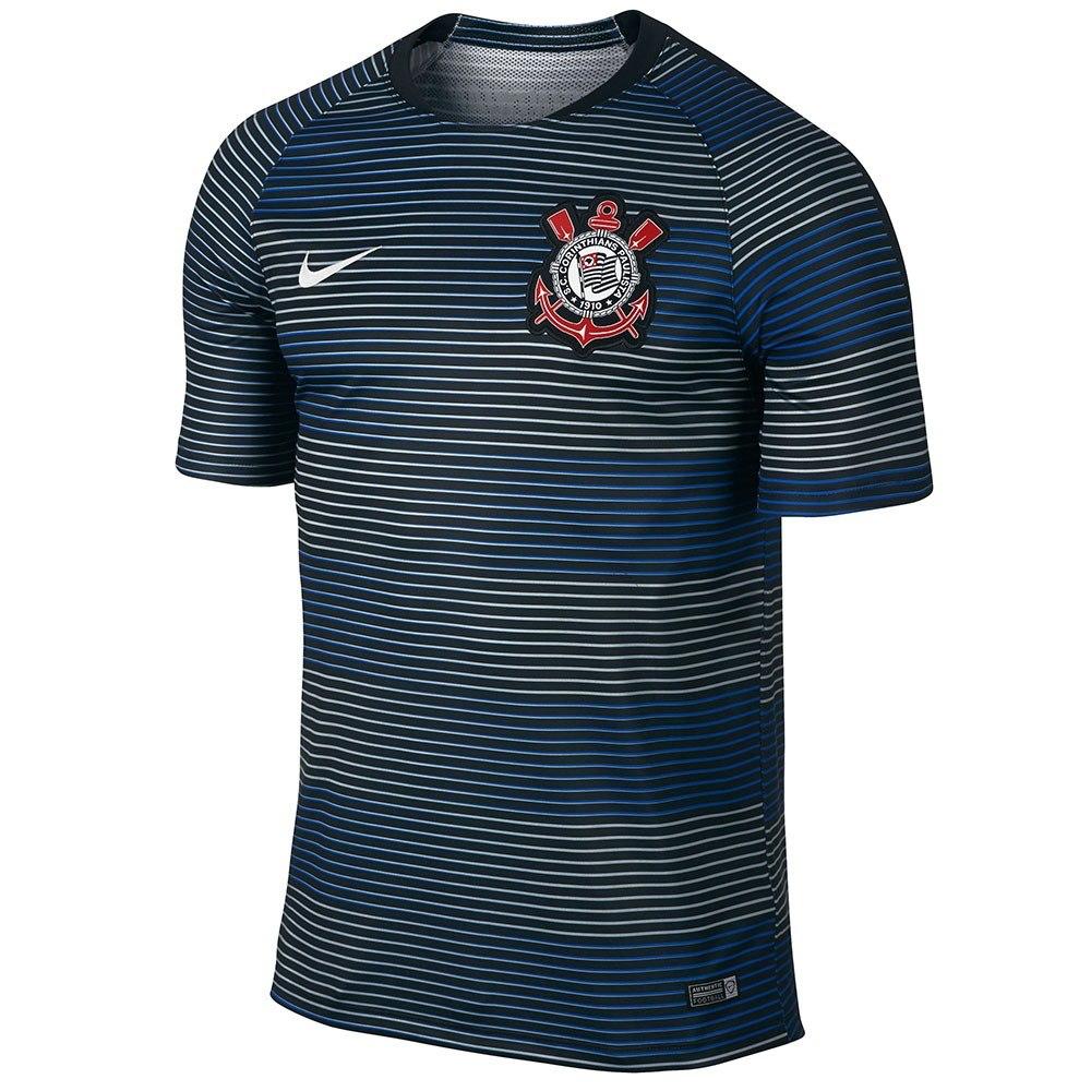 6316e59f1f08a camisa nike corinthians pré jogo 2016 flash ss top freecs. Carregando zoom.