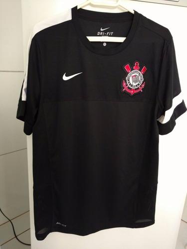 camisa nike corinthians treino mundial japão