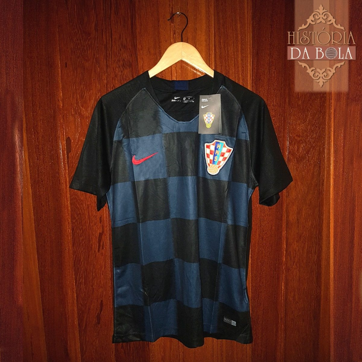 camisa nike croácia 2018 copa do mundo oficial pronta entreg. Carregando  zoom. 0da1debc4a9e7