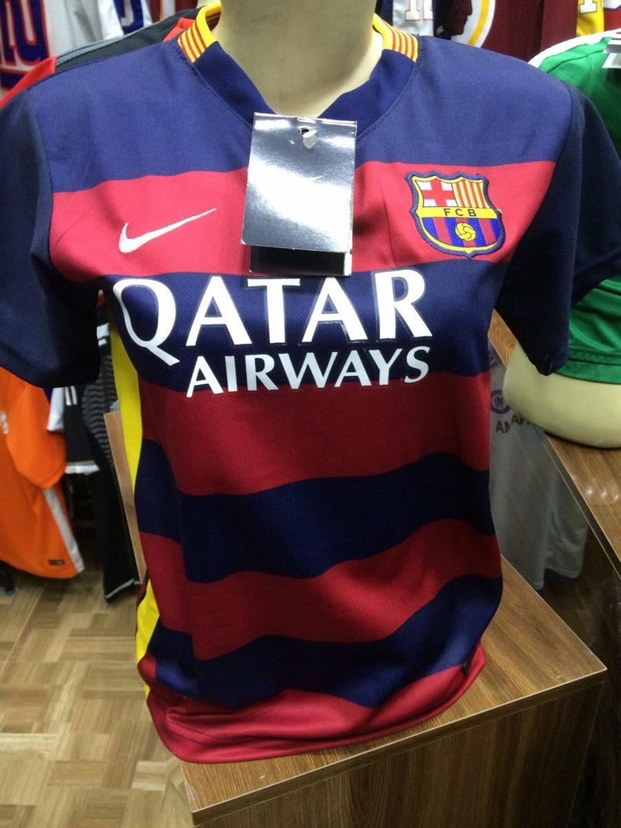 camisa nike do barcelona 15 16 - feminina. Carregando zoom. 87ab0d515c256