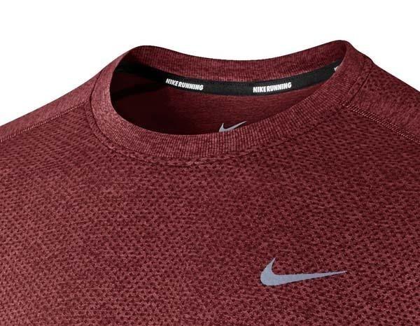 Camisa Nike Dri-fit Knit Ss Running Corrida De 169 e4e097afe3629
