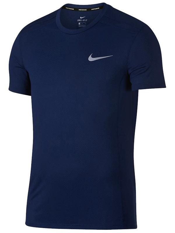 camisa nike dri-fit miler cool marinho original. Carregando zoom. f5a6dd34ee90c