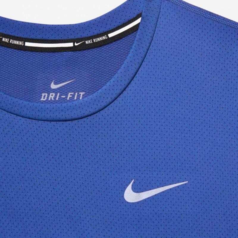 b1b364aa34 camisa nike dri-fit running contour ss 100%original. Carregando zoom.