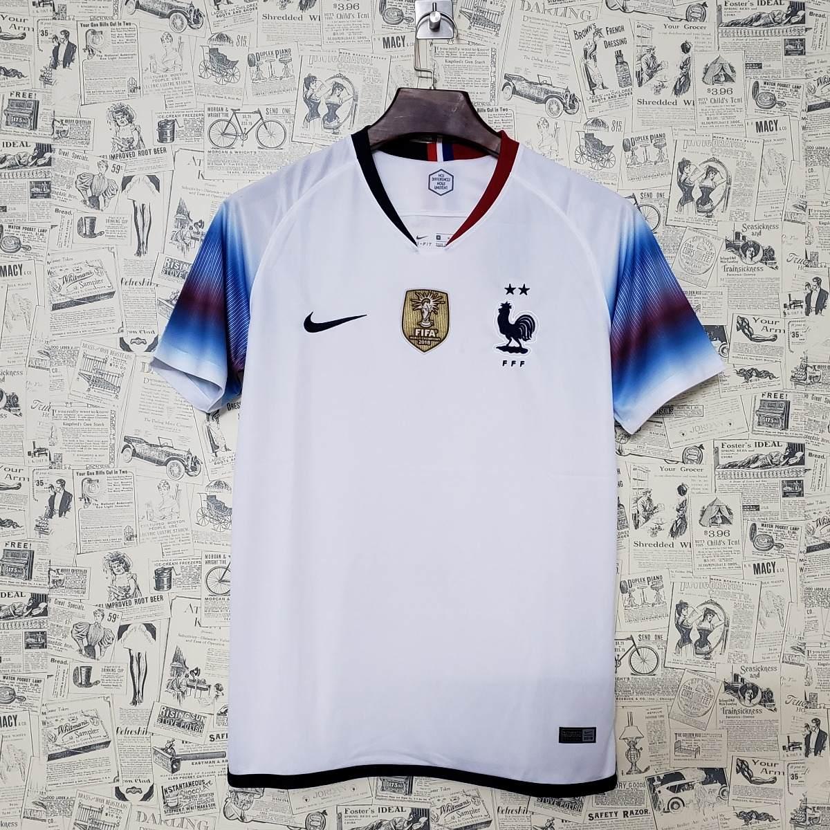 12ef4be16136a camisa nike frança original oficial 2019. Carregando zoom.