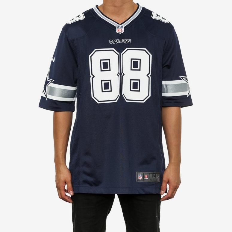766f47bdc Camisa Nike Futebol Americano Dallas Cowboys Original - R  159