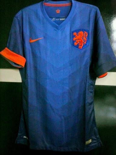 248999924d Camisa Nike Holanda Away Modelo Jogador 2014 Sweepet95 - R  1.199