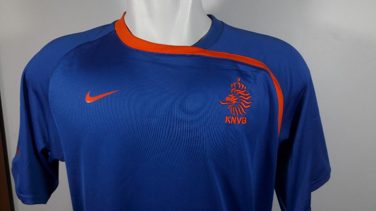 camisa nike holanda treino 2006 2007 nova. Carregando zoom. d9cb2264088ee