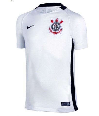 c4595a031a Camisa Nike Infantil Corinthians 777092 - R  190
