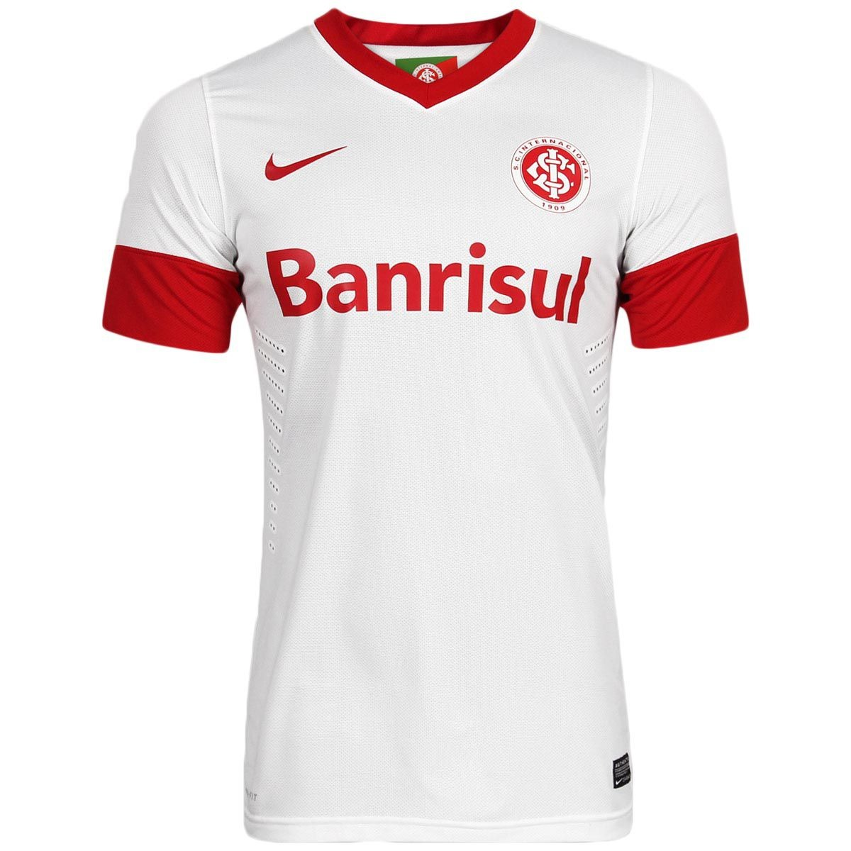 2358ed5aadf8a Camisa Nike Internacional 2 12 13 S nº Jogador De 249