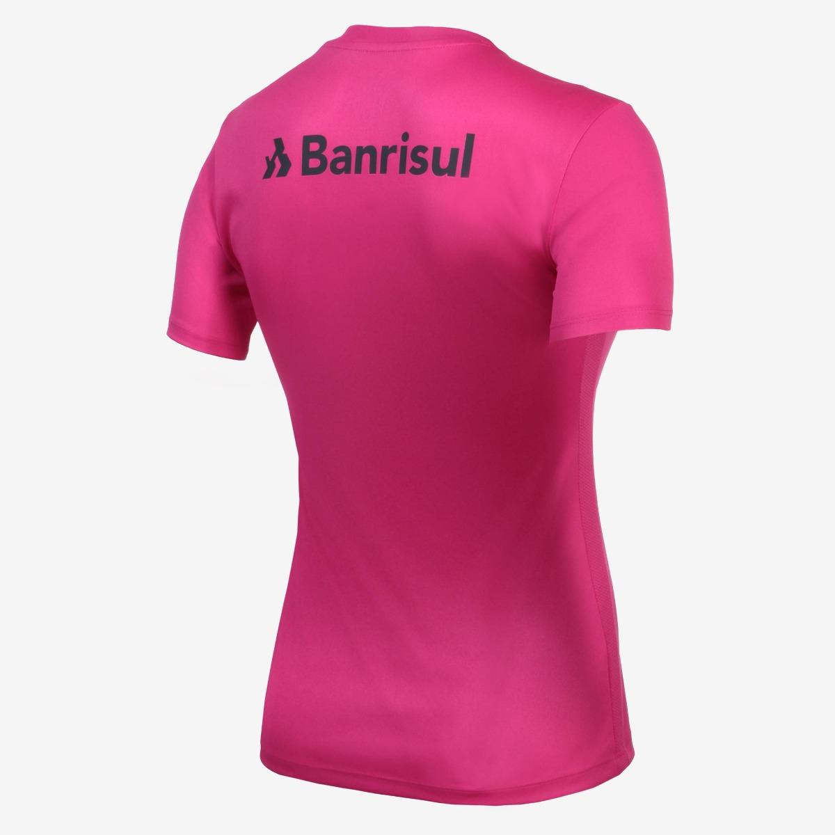 camisa nike internacional outubro rosa feminina. Carregando zoom. 83816e546b3a1