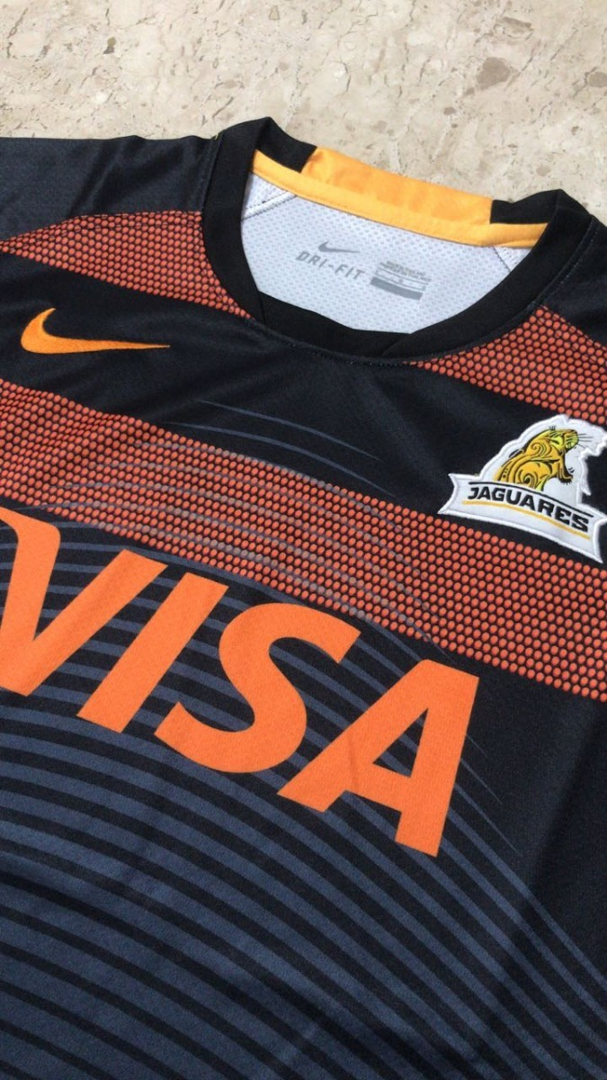 camisa nike jaguares rugby argentina 2018 - pronta entrega! Carregando zoom. 059dbbd4bcf80