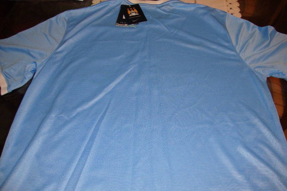 b01102d18 camisa nike manchester city - azul 2013-2014. Carregando zoom.