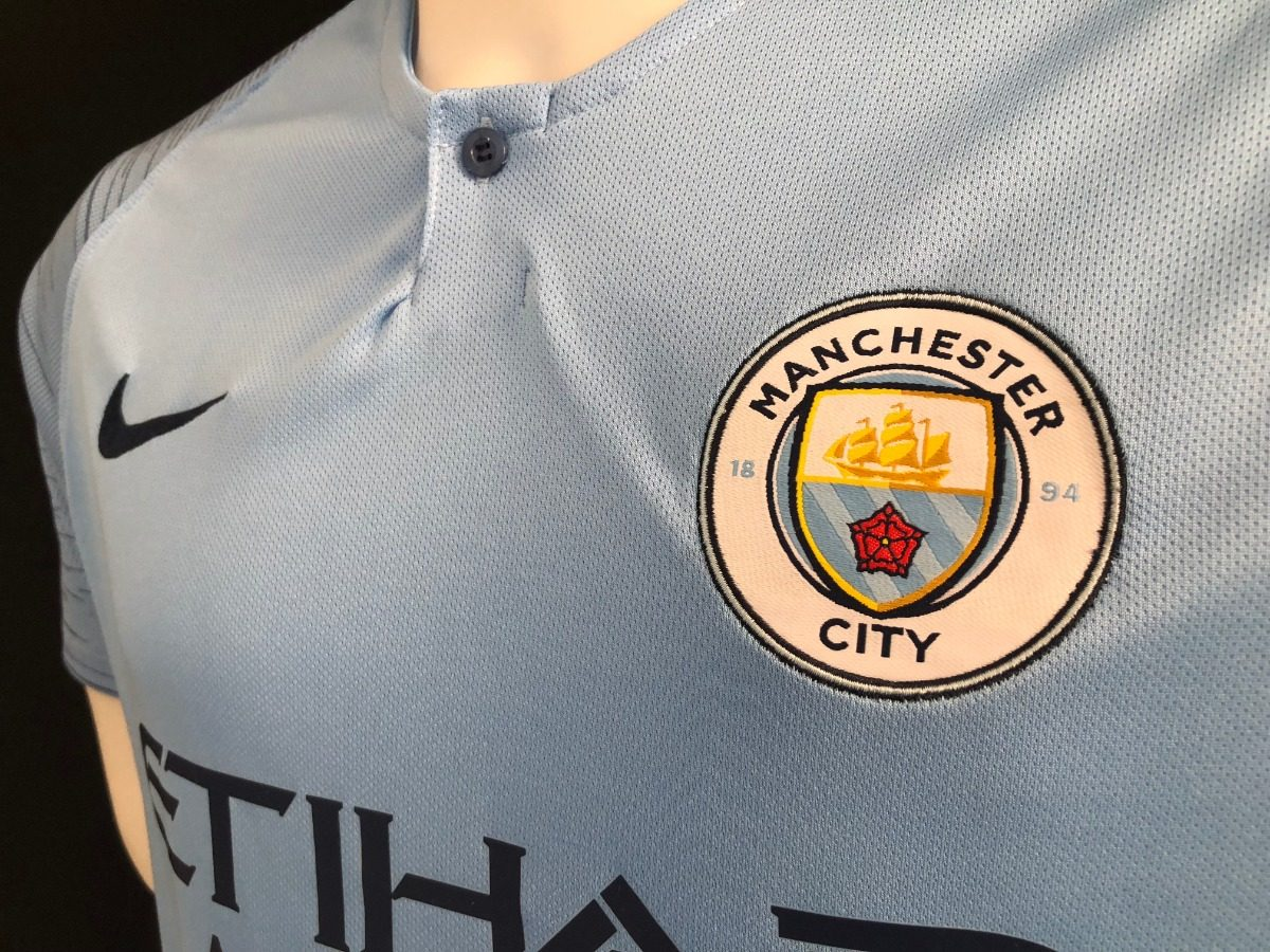 d1d479c1ad452 Camisa Nike Manchester City Oficial 2019 G. Jesus