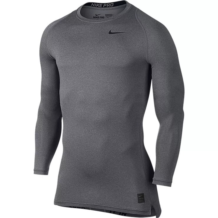 c2f9922d26 Camisa Nike Manga Longa Cool Compressão Térmica Original Nfe - R  129