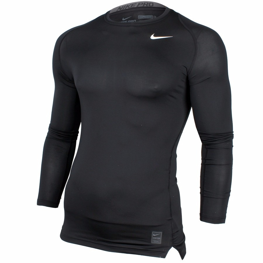 camisa nike manga longa core termica compressao original pto. Carregando  zoom. 0e9695ee25ad3