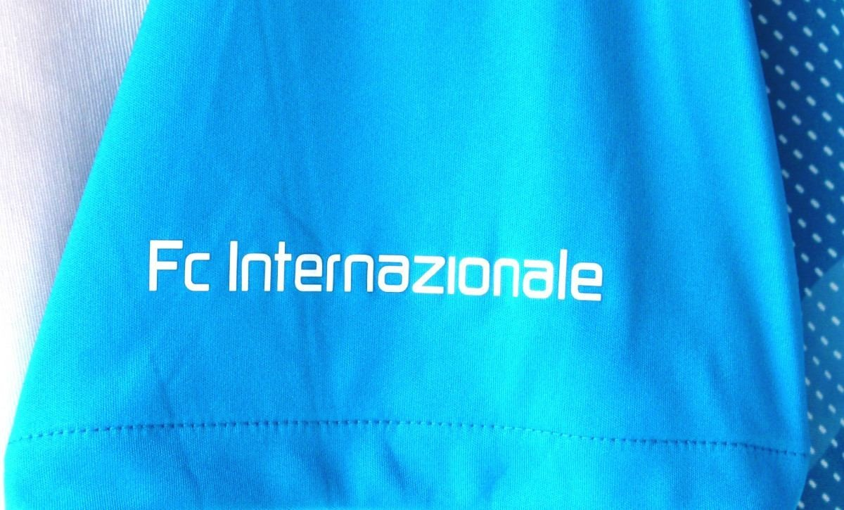 Camisa Nike P Internazionale De Milão 100% Autêntica Nova - R  54 65f1aa2e38cfc