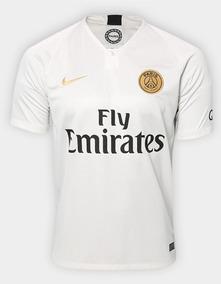 4947f1714d Camisa Do Paris Saint Germain 2017/2018 no Mercado Livre Brasil