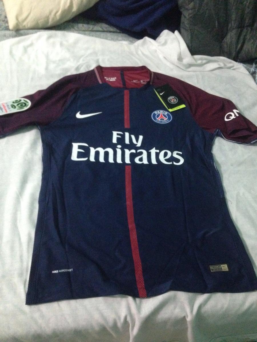 camisa nike paris saint germain nº10 neymar original. Carregando zoom. f0aa489c16579