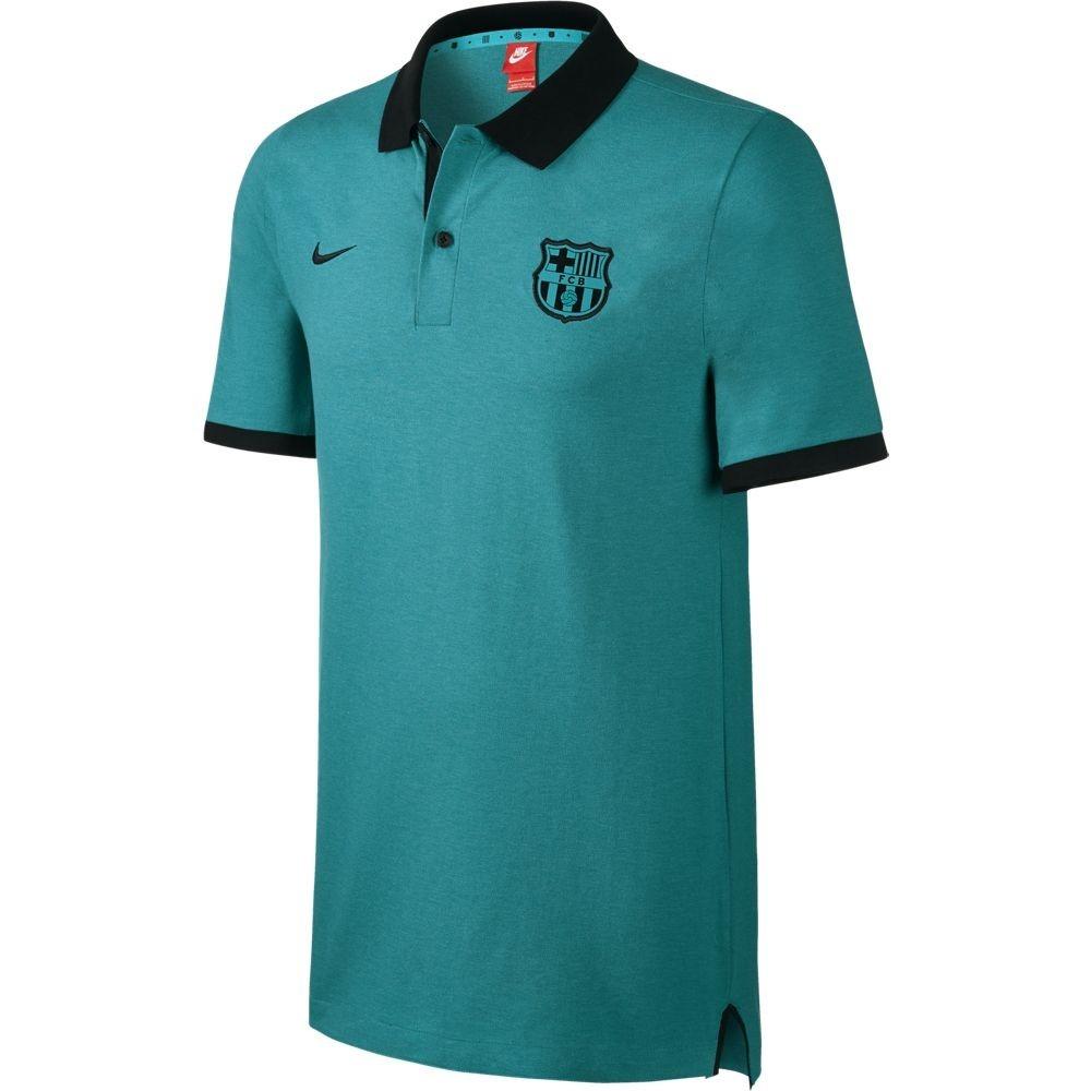 camisa nike polo barcelona original de 199 por. Carregando zoom. 74bb6ce170de4