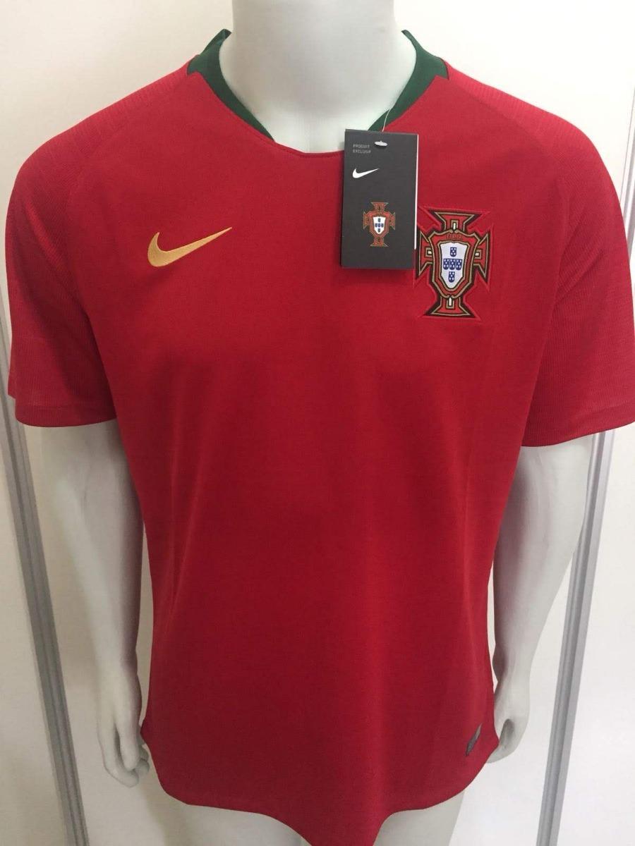 0d10d7477d camisa nike portugal home 2018 oficial copa da russia. Carregando zoom.