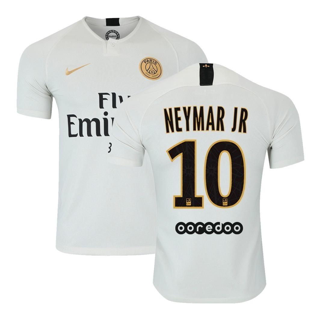 f7812a2d9a6e2 camisa nike psg 2 away 2018/2019 neymar jr 10 original. Carregando zoom.