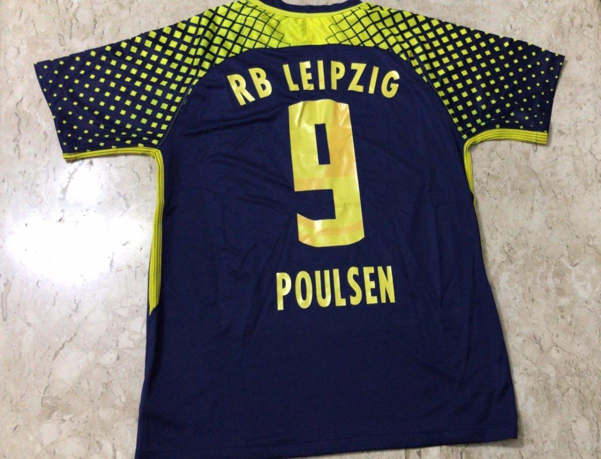 992e7a3578 Camisa Nike Rb Leipzig 2017-2018 - Pronta Entrega! - R  159
