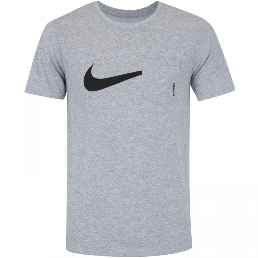 camisa nike sb 100% original cinza+ corda ufc mma oficial. Carregando zoom. cde8cab36ba67