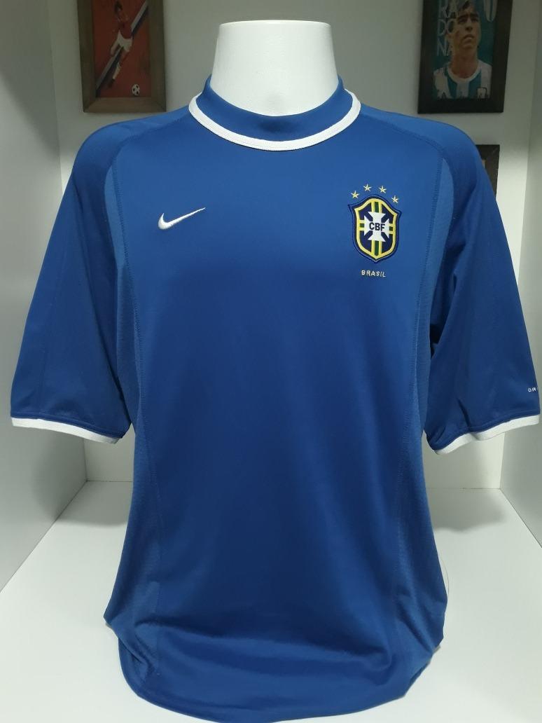 82d9bc27d39ed camisa nike selecao brasil gola careca. Carregando zoom.