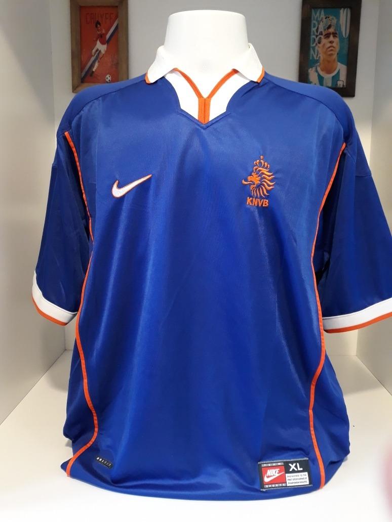 camisa nike selecao holanda 1997. Carregando zoom. cbf3fe6402fdc