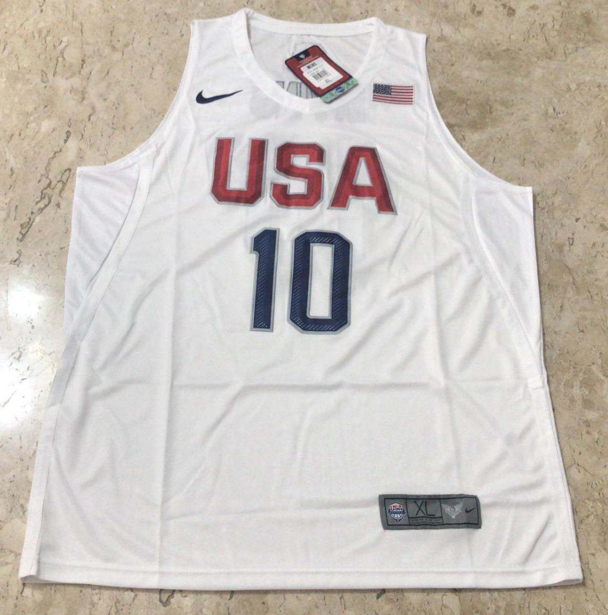 0d33160546bc0 camisa nike seleção basquete eua 2017 (usa) - pronta entrega. Carregando  zoom.