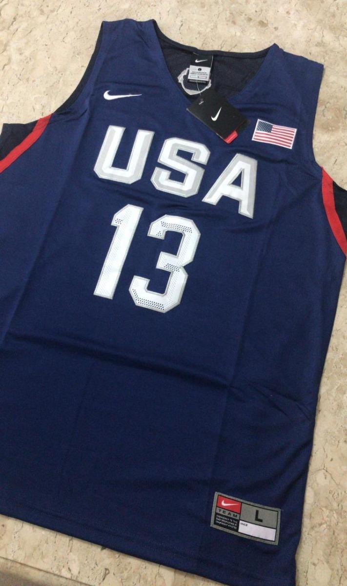 f604cd44d5 ... Masculina bb79abcc1d0995  camisa nike seleção basquete eua 2017 (usa) - pronta  entrega. Carregando zoom.