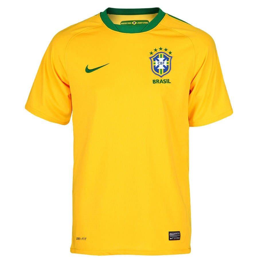 08f1ef46a4 camisa nike seleção brasil 2010 original nova frete gratis. Carregando zoom.
