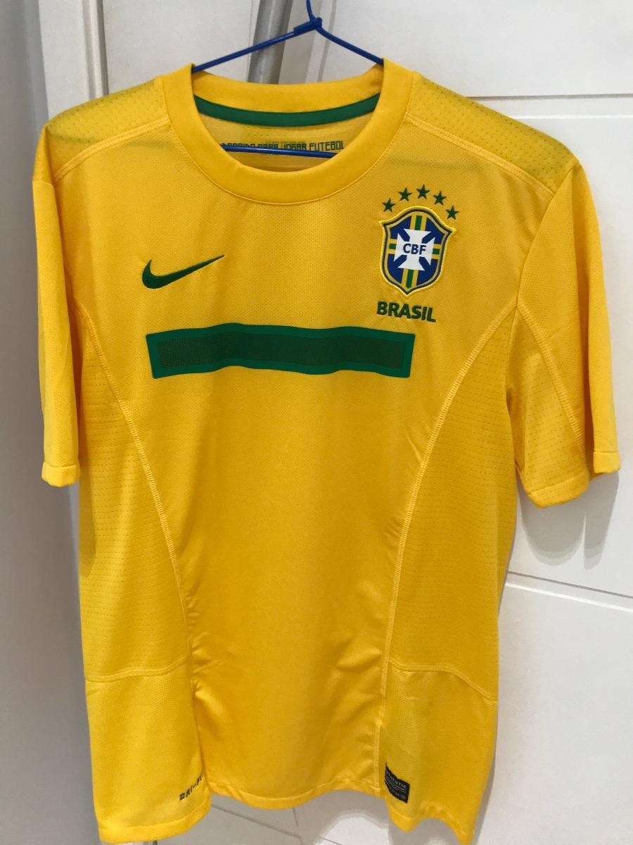 63f7f9f4a1dcd camisa nike seleção brasil 2011. Carregando zoom.