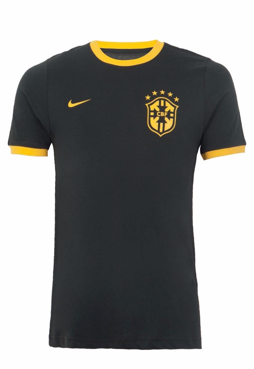 ebedb96f5daf2 camisa nike seleção brasil 3 cbf algodão tamanho g original. Carregando  zoom.