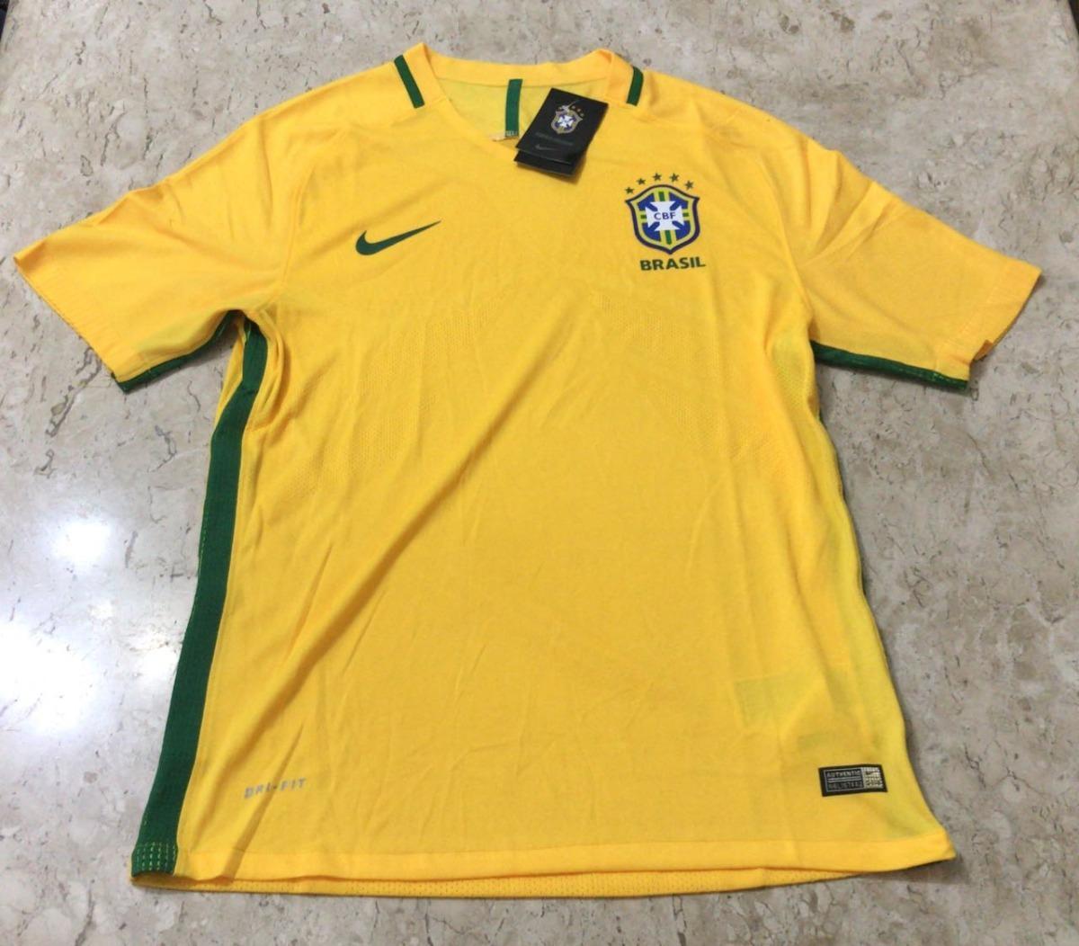 7cd79e0622ee9 camisa nike seleção brasil modelo jogador - pronta entrega. Carregando zoom.