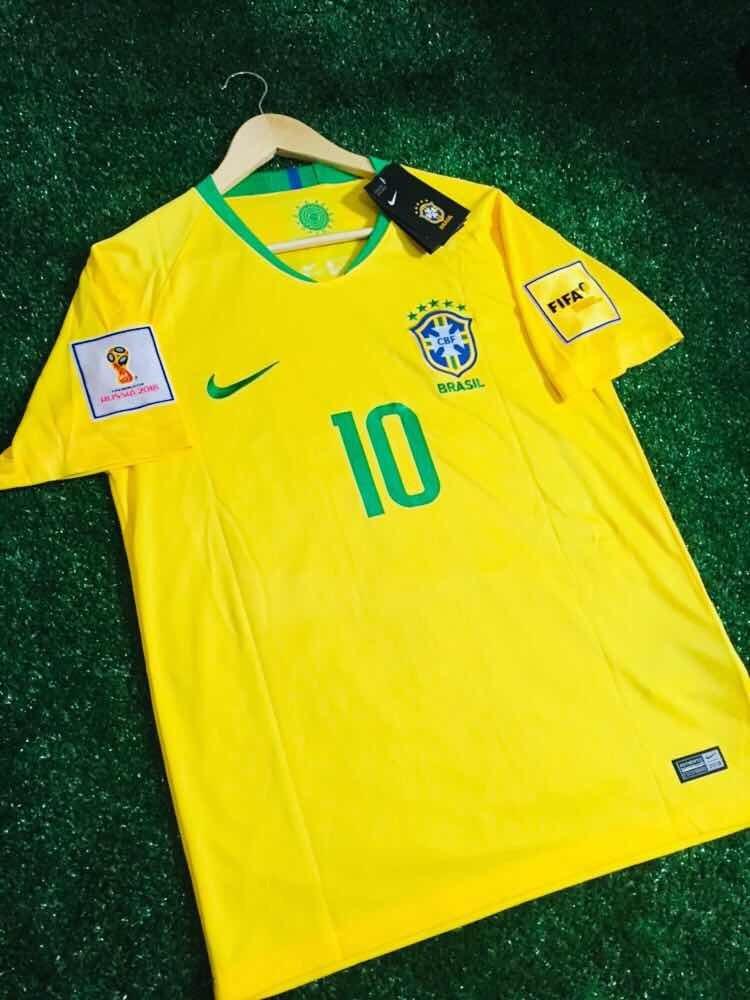89d1dcf0d1 camisa nike seleção brasileira 2018 oficial. Carregando zoom.