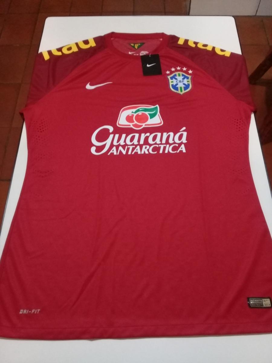 a7a53f5797741 camisa nike seleção brasileira goleiro treino original. Carregando zoom.