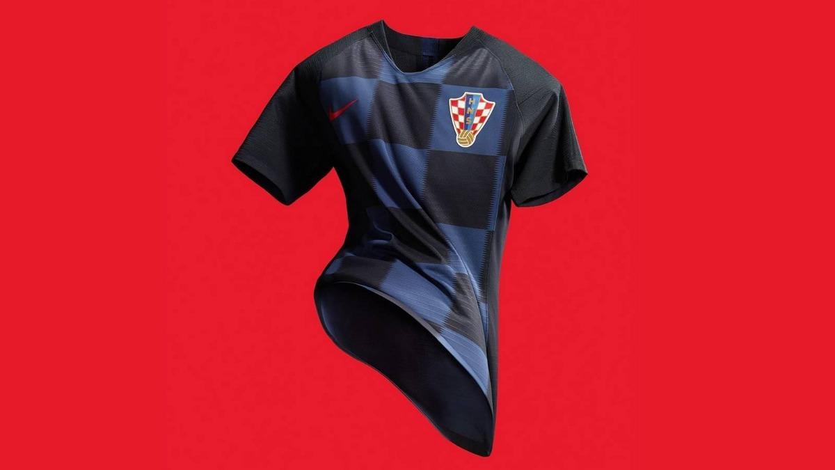 camisa nike seleção croacia 2018 oficial copa do mundo. Carregando zoom. 168ea53a14400