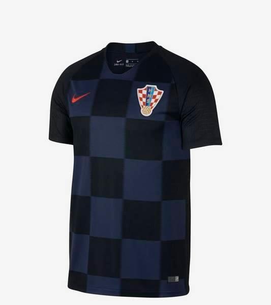 30a9240ba2 Camisa Nike Seleção Croacia 2018 Oficial Copa Do Mundo - R  129