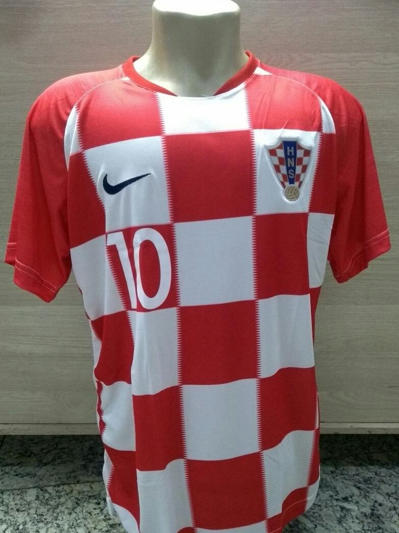 camisa nike seleção croacia oficial copa 2018. Carregando zoom. 2ac89fd110358