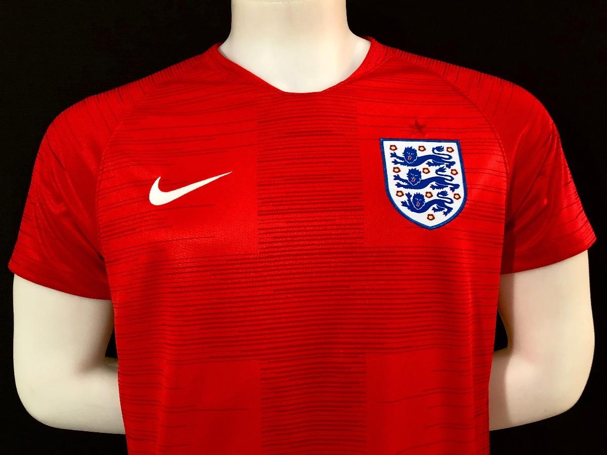 camisa nike seleção inglaterra 2018 oficial copa do mundo. Carregando zoom. ba2b5684b8473