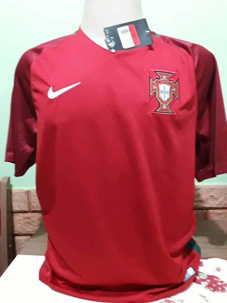 camisa nike seleção portugal 2016 original. Carregando zoom. 31ced0618e6ad