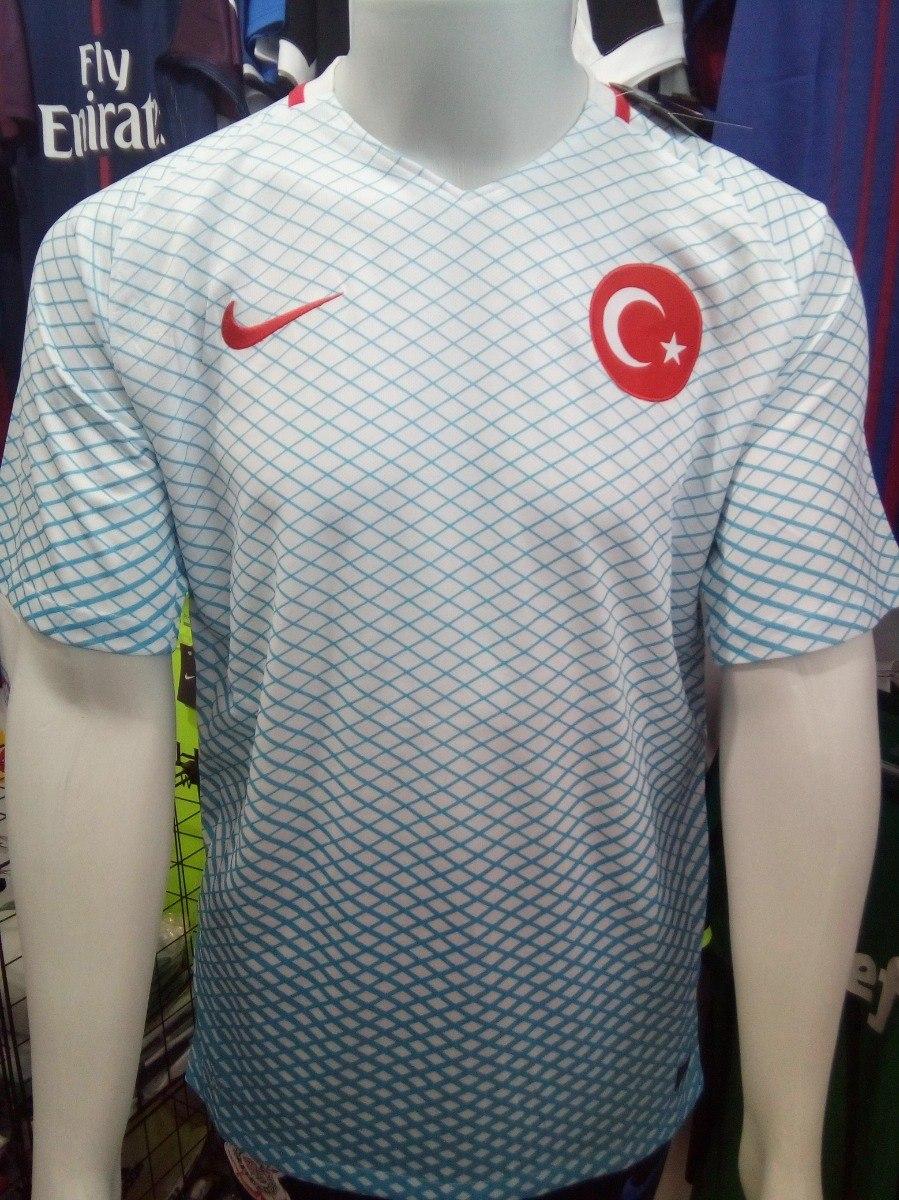 camisa nike turquia 2017 s nº torcedor original. Carregando zoom. 544896609183b