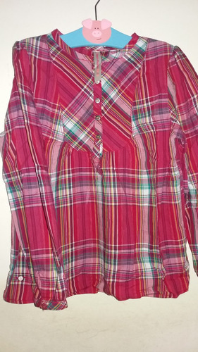 camisa niña hush puppies