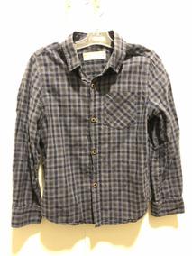 31c086257 Camisa Niño Marca Zara Talle 4-5 Años