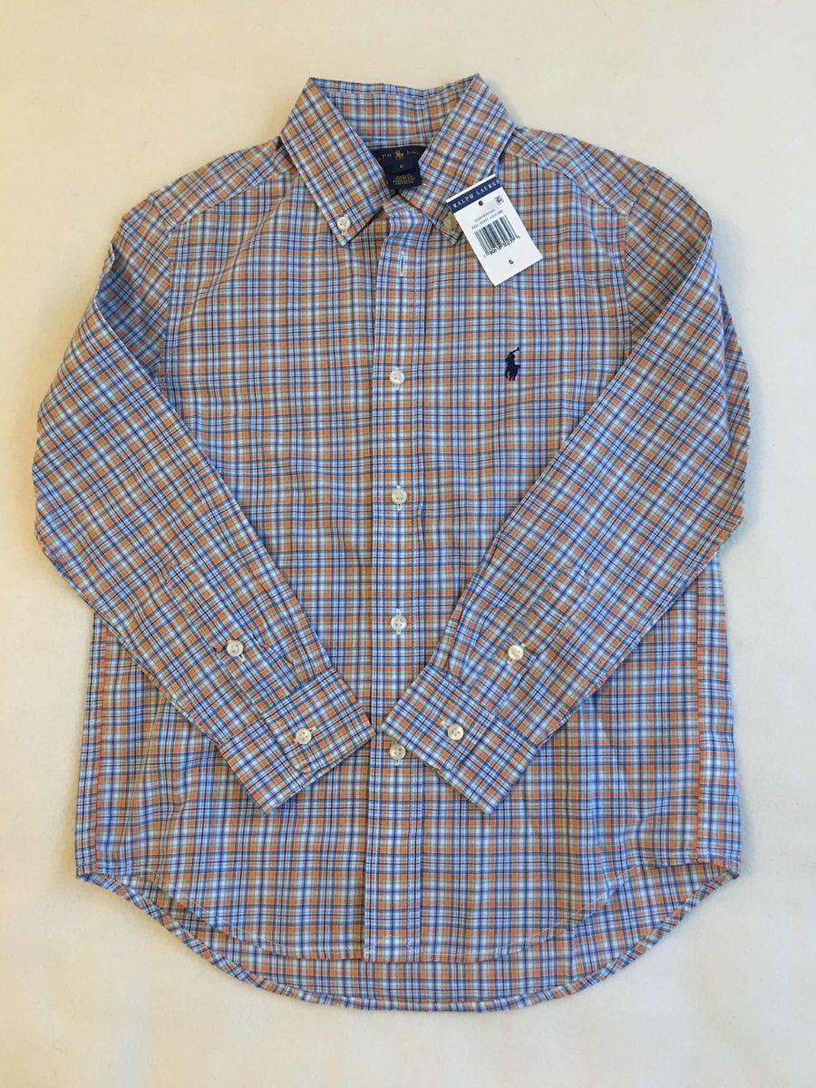 Camisa Niño Polo Ralph Lauren Oferta!!! 100% Original!!! -   750,00 ... a7d12b14682