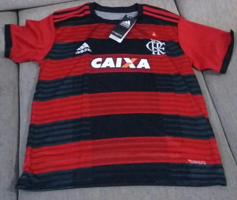 camisa nova flamengo 2018 - infantil. Carregando zoom. 4237dec1fd912