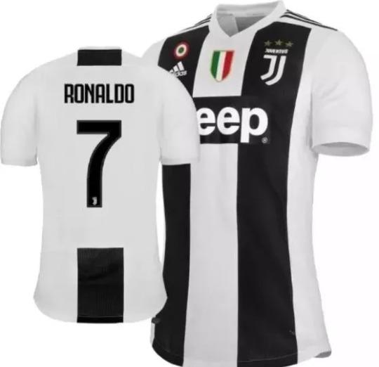 5edc218c1 Camisa Nova Juventus 2018 2019 adidas Pronta Entrega. - R  119
